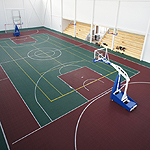 Проектирование спортивных сооружений. Ремонт спортивных покрытий