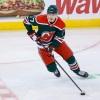 Егор Шарангович набрал три очка в матче НХЛ