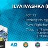Белорусский теннисист стал обладателем гранта Фонда развития турниров Большого шлема