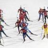 Второе золото Олимпиады! Женская сборная Беларуси по биатлону выиграла эстафету