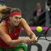 Соболенко вышла во 2-й круг парного разряда на турнире в Сан-Хосе