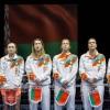Беларусь и Австралия назвали составы на полуфинальный матч Кубка Федерации
