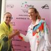 Азаренко и Барти выиграли титул в парном разряде на турнире в Риме